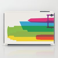 Shapes of Minneapolis iPad Case