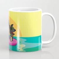 Beach Day! Mug