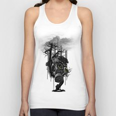 DIRTY WEATHER Unisex Tank Top