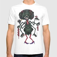 Lollipop Mens Fitted Tee White SMALL