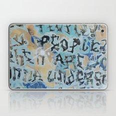 sf graffiti Laptop & iPad Skin