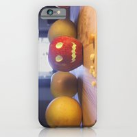 This halloween I want to be a pumpkin!!! iPhone 6 Slim Case
