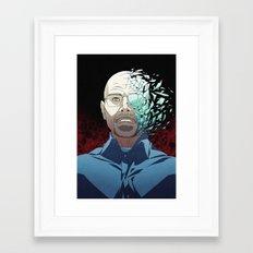 Ozymandias (Walter White - Breaking Bad) Framed Art Print