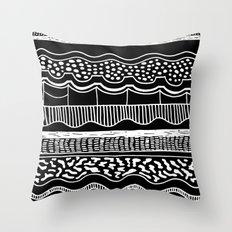 ABIODUN Throw Pillow