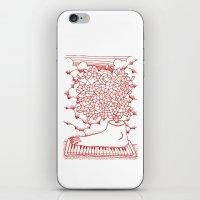 midi iPhone & iPod Skin