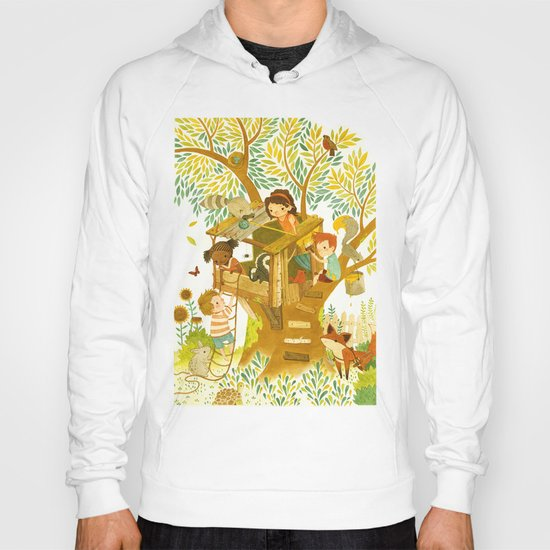 Our House In the Woods Hoody