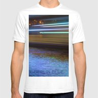 T-shirt featuring Into The Berlin Blue Nig… by CAPTAINSILVA