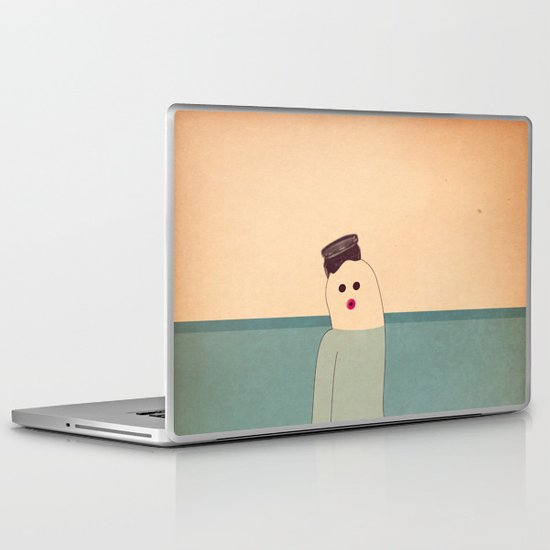s i r e n a Laptop & iPad Skin