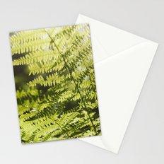 Sun leaf Stationery Cards