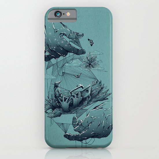Dreamweaver iPhone & iPod Case