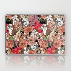 Because English Bulldog Laptop & iPad Skin