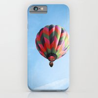 Lighter Than Air - Balloon  iPhone 6 Slim Case