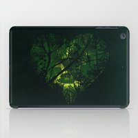 Heart of Darkness iPad Case