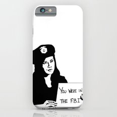 It's been a pleasure serving with you, son. iPhone 6 Slim Case