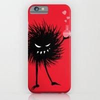 Evil Bug Made A Love Pot… iPhone 6 Slim Case