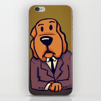 Dog News iPhone & iPod Skin