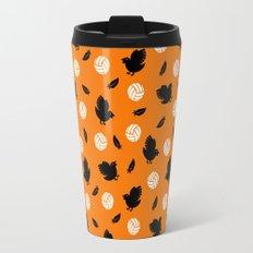 Volley Crows! Travel Mug