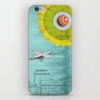 Spacecraft iPhone & iPod Skin