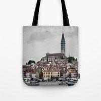 Lost City Tote Bag