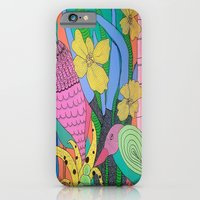 Shifty Eyed iPhone 6 Slim Case