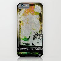 No Intuition, No Judgment iPhone 6 Slim Case