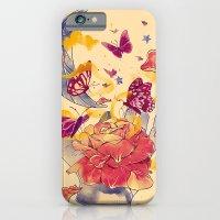 Papillon Ache iPhone 6 Slim Case