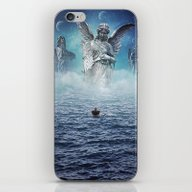 iPhone & iPod Skin featuring Path Of Redemption by Seamless