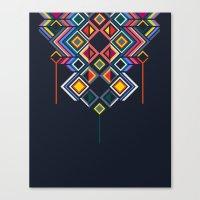 TINDA 3 Canvas Print