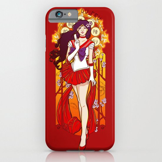 Spirit of Fire - Sailor Mars nouveau iPhone & iPod Case