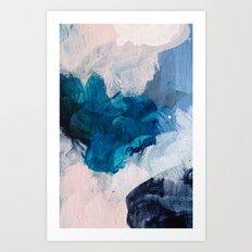 Palette No. Twenty Five Art Print