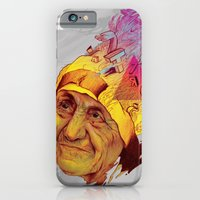 iPhone & iPod Case featuring Madre Teresa by RamonN90