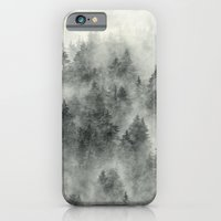 feathers iPhone & iPod Cases featuring Everyday by Tordis Kayma