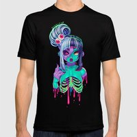 Nega Z-Cutie Mens Fitted Tee Black SMALL