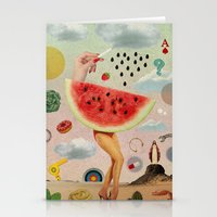 Xposed Collection -- Juicy Stationery Cards