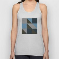 #149 United shapes of geometry – Geometry Daily Unisex Tank Top