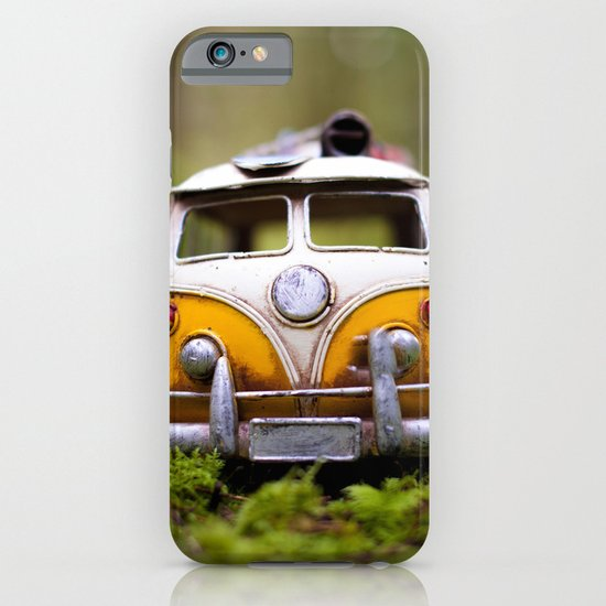 In The Woods iPhone & iPod Case