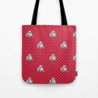 Lolita Bunny Tote Bag