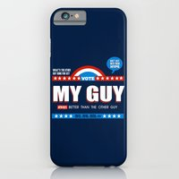 iPhone & iPod Case featuring American Debate by Boots