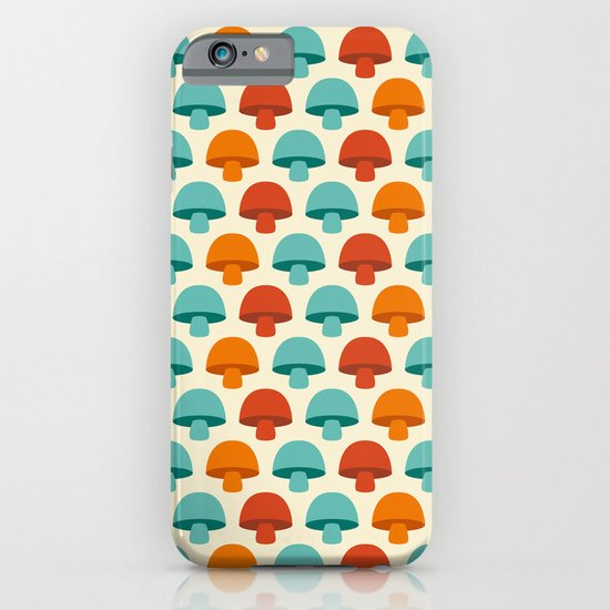 Don't eat the mushrooms! iPhone & iPod Case