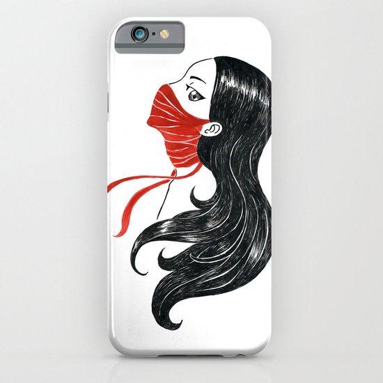 Speak not iPhone & iPod Case