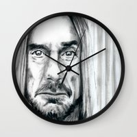 Iggy Wall Clock