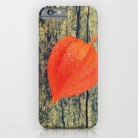 Orange Fall iPhone 6 Slim Case