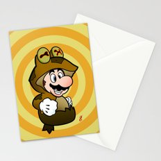 All Glory to the Mario Bros! Stationery Cards