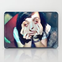 I hate taking the bus home iPad Case