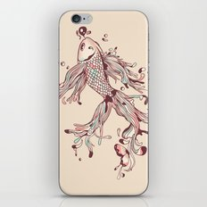Flowing Life iPhone & iPod Skin