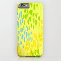 Picnic Pals paint in citrus iPhone 6 Slim Case