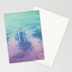 So High Stationery Cards