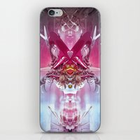 Spinal Tyrant iPhone & iPod Skin