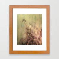 The Ascent  Framed Art Print