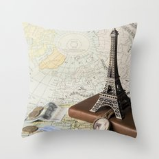 Keepsakes III Throw Pillow